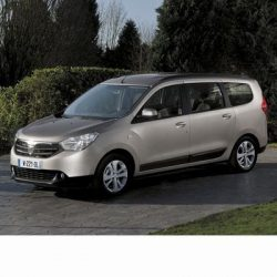 For Dacia Lodgy after 2012 with Halogen Lamps