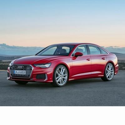 Autó izzók a 2018 utáni LED-es fényszóróval szerelt Audi A6 (C8)-hoz