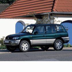 Toyota RAV4 (1994-2000) autó izzó