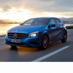 For Mercedes A after 2012 with Halogen Lamps