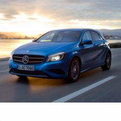 Autó izzók a 2012 utáni halogén izzóval szerelt Mercedes A-hoz