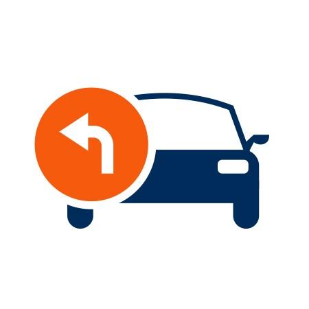 Kanyarlámpa izzó Mercedes E Cabrio-hoz
