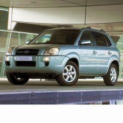 Autó izzók halogén izzóval szerelt Hyundai Tucson (2004-2010)-hoz
