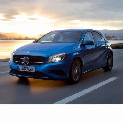 Autó izzók LED-es fényszóróval szerelt Mercedes A (2012-2018)-hoz
