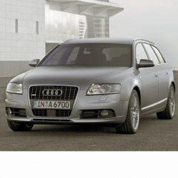 Autó izzók halogén izzóval szerelt Audi A6 Avant (2004-2008)-hoz