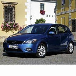 Autó izzók halogén izzóval szerelt Kia Cee'd (2006-2012)-hez