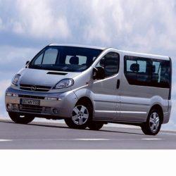 Autó izzók halogén izzóval szerelt Opel Vivaro (2001-2006)-hoz
