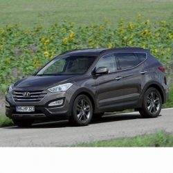 For Hyundai Santa Fe after 2013 with Halogen Lamps
