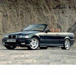 BMW 3 Cabrio (E36) 1993 autó izzó