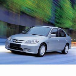 Autó izzók halogén izzóval szerelt Honda Civic Sedan (2003-2005)-hoz