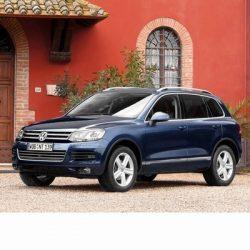 Autó izzók halogén izzóval szerelt Volkswagen Touareg (2010-2014)-hez