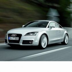 Autó izzók bi-xenon fényszóróval szerelt Audi TT (2012-2014)-hez