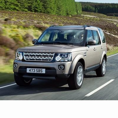 Autó izzók bi-halogén fényszóróval szerelt Land Rover Discovery (2013-2016)-hez
