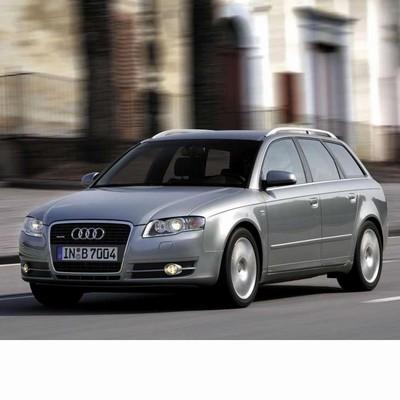 Autó izzók halogén izzóval szerelt Audi A4 Avant (2005-2008)-hoz