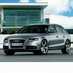 Autó izzók bi-xenon fényszóróval szerelt Audi A4 Avant (2008-2012)-hoz