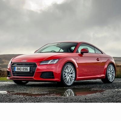 Audi TT (FV3) 2014 autó izzó