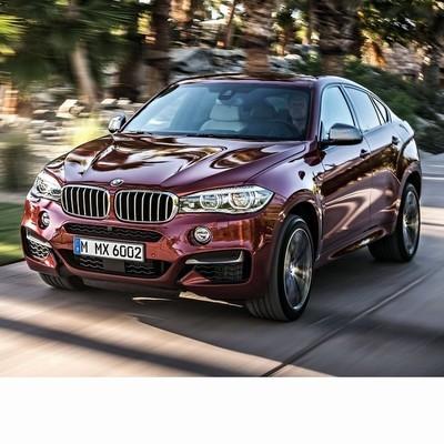 BMW X6 (F16) 2014 autó izzó