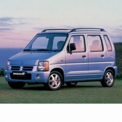 For Suzuki Wagon R+ (1997-2000) with Halogen Lamps