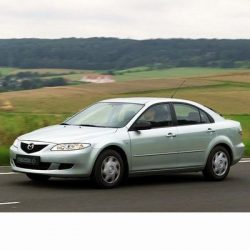 For Mazda 6 (2002-2008) with Halogen Lamps