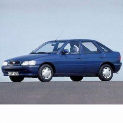 Autó izzók halogén izzóval szerelt Ford Escort (1990-1995)-hoz