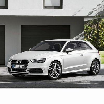 Autó izzók halogén izzóval szerelt Audi A3 (2012-2016)-hoz
