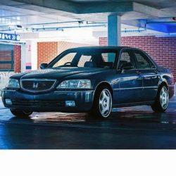 Autó izzók xenon izzóval szerelt Honda Legend (1995-2004)-hez