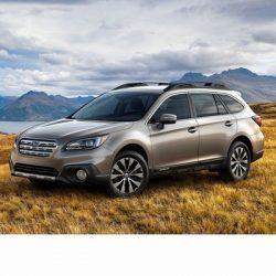 Subaru Outback (2014-) autó izzó