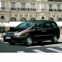 Autó izzók halogén izzóval szerelt Lancia Phedra (2002-2010)-hoz