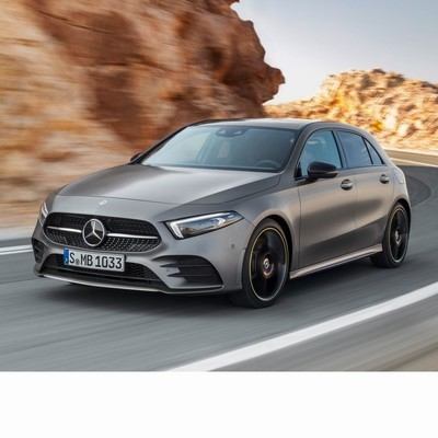 Mercedes A (2018-) autó izzó