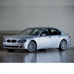 BMW 7 (E65) 2001 autó izzó