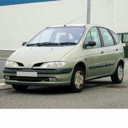 Autó izzók két halogén izzóval szerelt Renault Megane Scenic (1996-1999)-hez