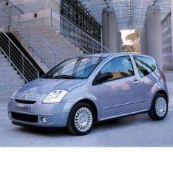 Autó izzók halogén izzóval szerelt Citroen C2 (2004-2010)-höz