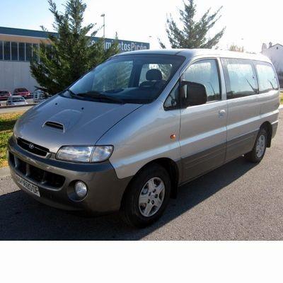 Autó izzók halogén izzóval szerelt Hyundai H1 Starex (1997-2008)-hez