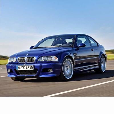 BMW 3 Coupe (E46) 2000 autó izzó