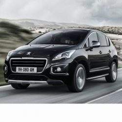 For Peugeot 3008 after 2012 with Halogen Lamps