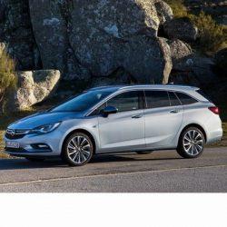 Opel Astra K Kombi (2015-) autó izzó