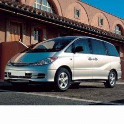 Toyota Previa (2000-2006) autó izzó