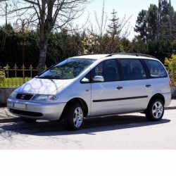 Autó izzók halogén izzóval szerelt Seat Alhambra (1996-2000)-hoz