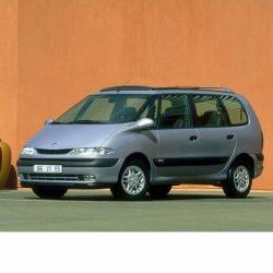 Renault Espace (1997-2003) autó izzó