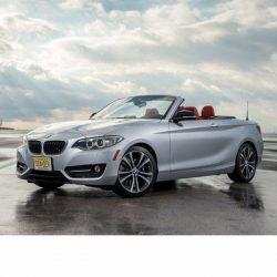 BMW 2 Cabrio (F23) 2014 autó izzó