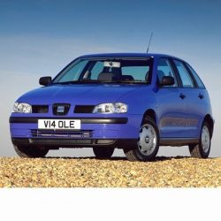 Autó izzók két halogén izzóval szerelt Seat Ibiza (1999-2002)-hoz