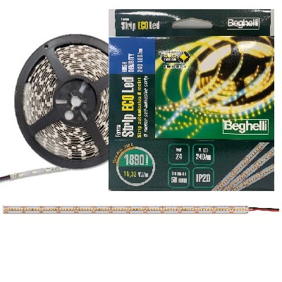 Beghelli LED szalag, 24V