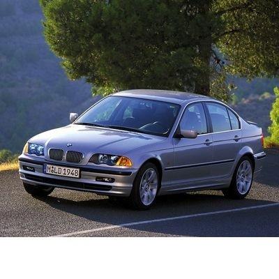Autó izzók halogén izzóval szerelt BMW 3 (1998-2001)-hoz