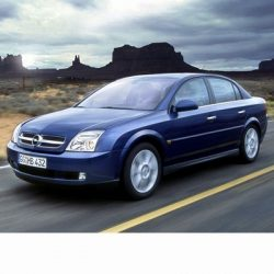 Autó izzók halogén izzóval szerelt Opel Vectra C (2002-2005)-hez