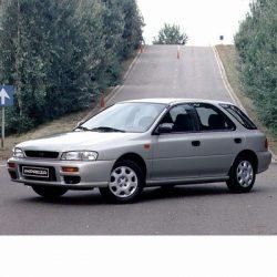Autó izzók halogén izzóval szerelt Subaru Impreza Kombi (1992-2000)-hoz