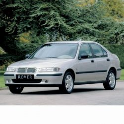 For Rover 400 (1995-1999) with Halogen Lamps