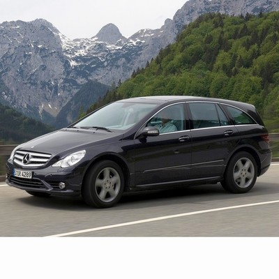 Autó izzók bi-xenon fényszóróval szerelt Mercedes R (2006-2010)-hez