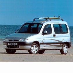 Autó izzók halogén izzóval szerelt Peugeot Partner (1996-2003)-hez
