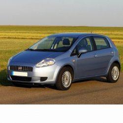 Autó izzók halogén izzóval szerelt Fiat Grande Punto (2005-2009)-hoz
