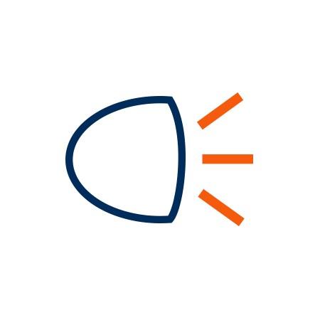 Hátsó helyzetjelző izzó Citroen C4 Picasso-hoz